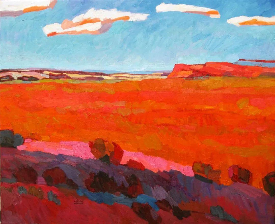 她为画作注入了色彩和生命!插图145