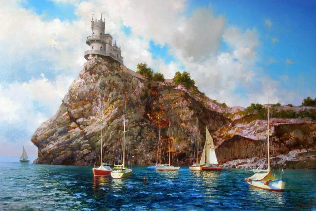 浪漫迷人的克里米亚半岛插图5