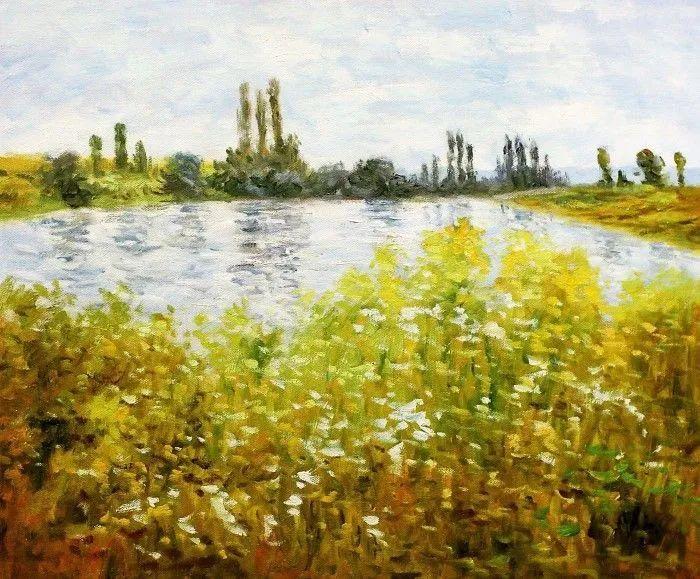 俄罗斯艺术家安德烈·萨拉巴林风景画选插图17