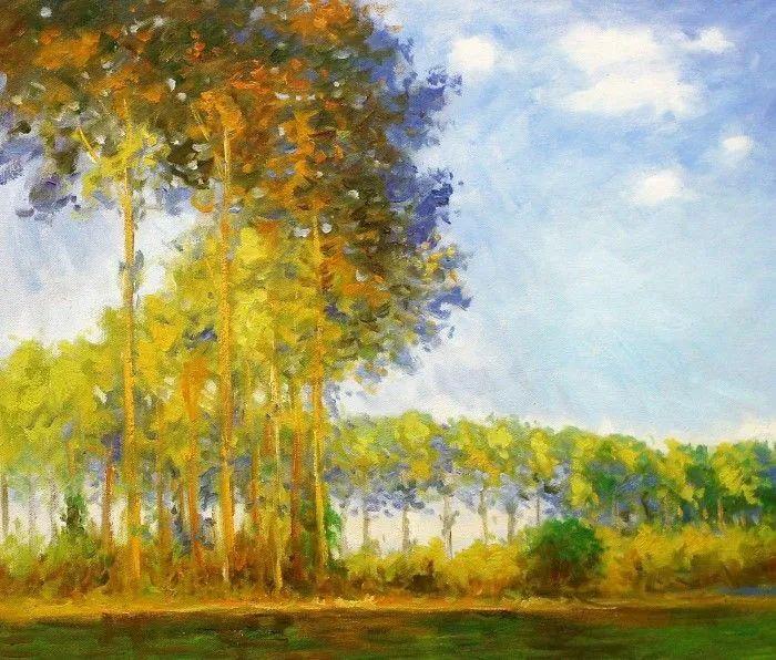 俄罗斯艺术家安德烈·萨拉巴林风景画选插图19