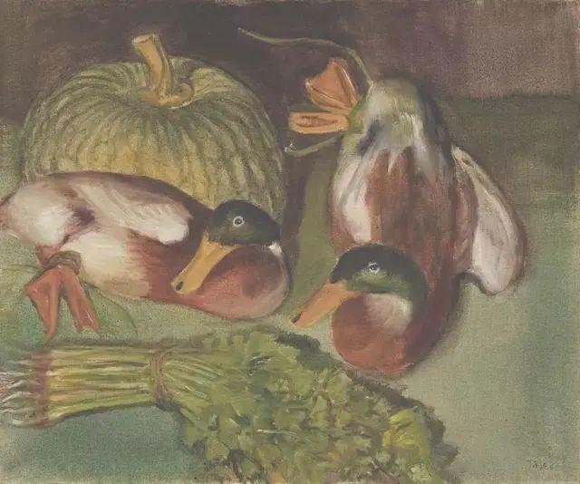 中国油画之父——李铁夫插图33