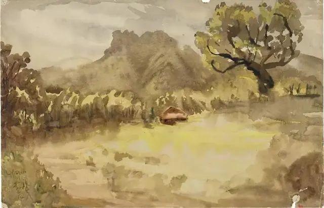 中国油画之父——李铁夫插图63