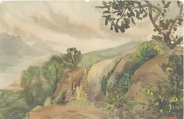 中国油画之父——李铁夫插图65