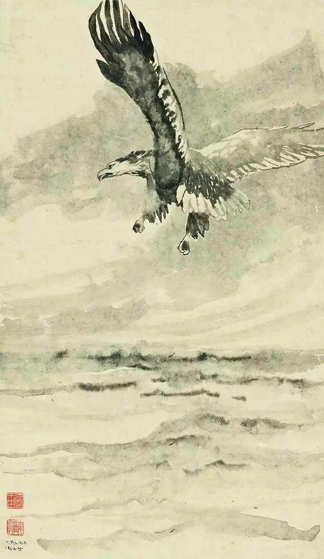 中国油画之父——李铁夫插图73