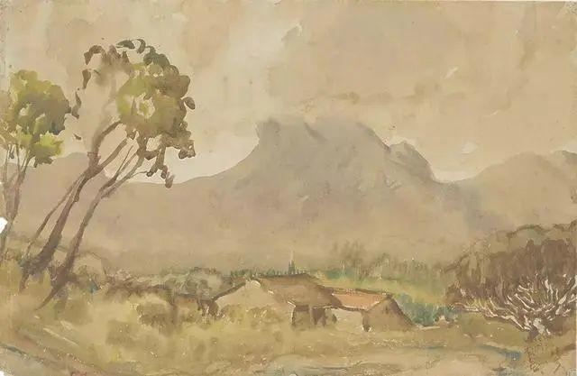 中国油画之父——李铁夫插图75