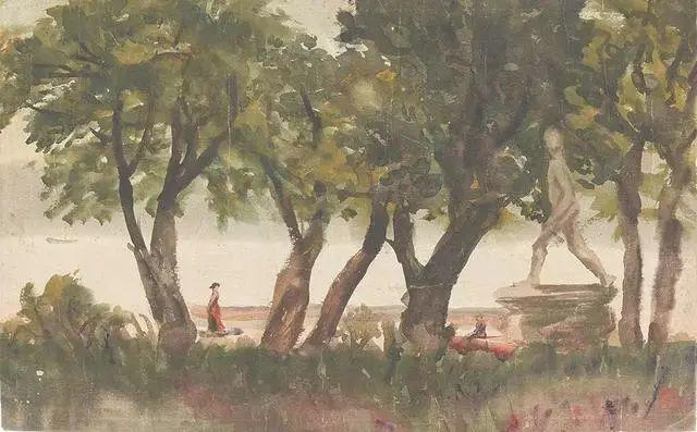 中国油画之父——李铁夫插图77