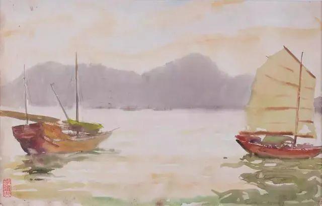 中国油画之父——李铁夫插图85