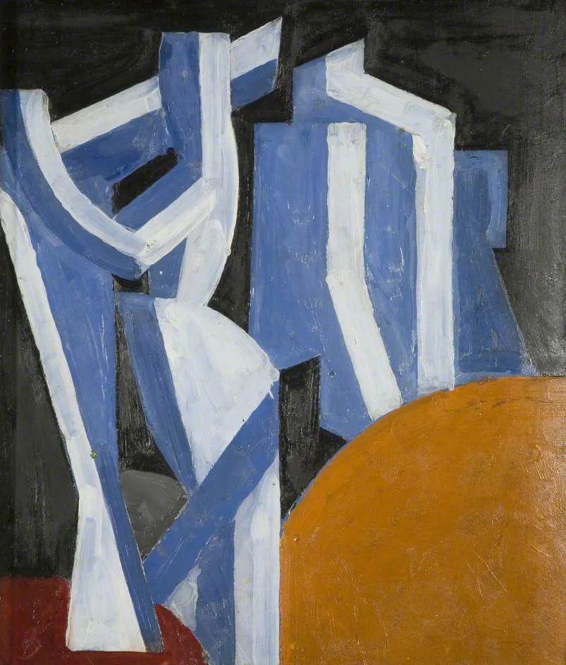 激进潮流中最大胆的英国艺术家,大卫·邦伯格作品选插图47