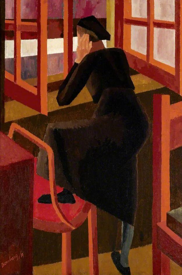 激进潮流中最大胆的英国艺术家,大卫·邦伯格作品选插图53