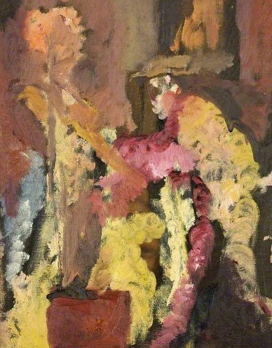 激进潮流中最大胆的英国艺术家,大卫·邦伯格作品选插图71