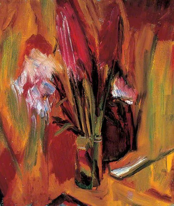 激进潮流中最大胆的英国艺术家,大卫·邦伯格作品选插图73