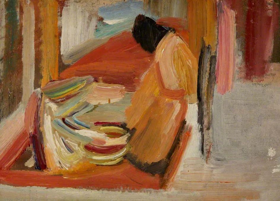 激进潮流中最大胆的英国艺术家,大卫·邦伯格作品选插图85