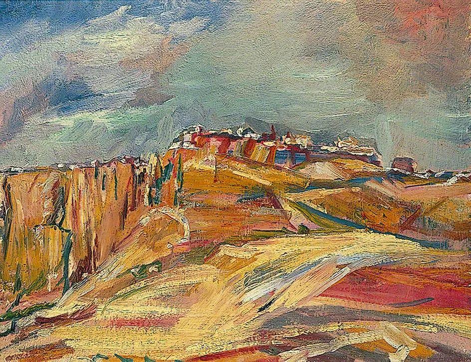 激进潮流中最大胆的英国艺术家,大卫·邦伯格作品选插图87