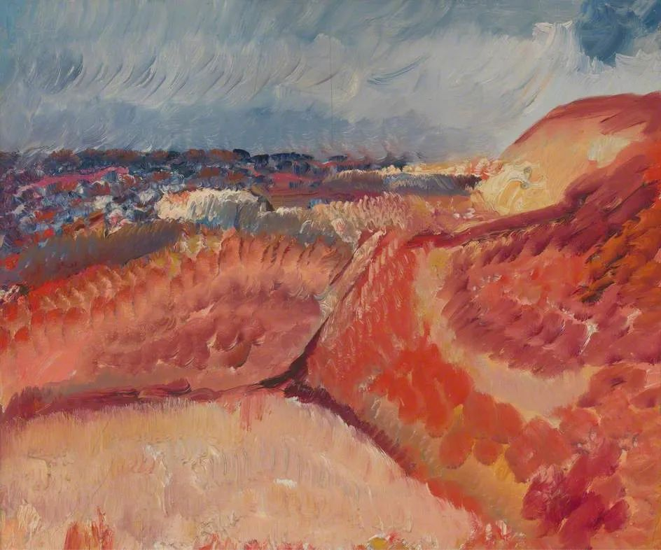 激进潮流中最大胆的英国艺术家,大卫·邦伯格作品选插图107