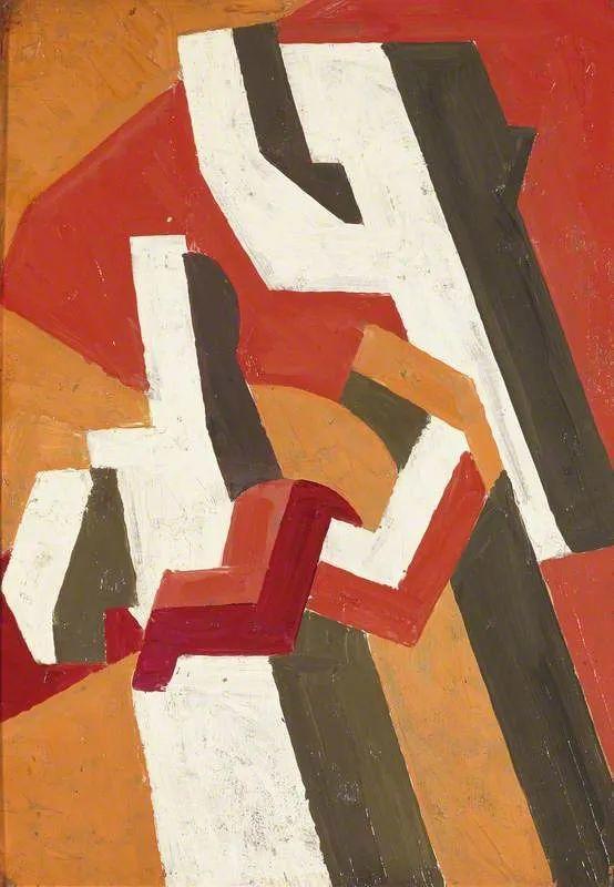 激进潮流中最大胆的英国艺术家,大卫·邦伯格作品选插图113