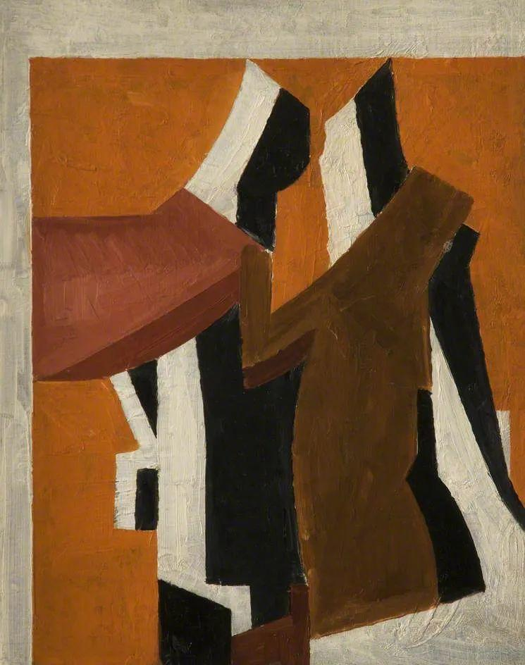 激进潮流中最大胆的英国艺术家,大卫·邦伯格作品选插图115