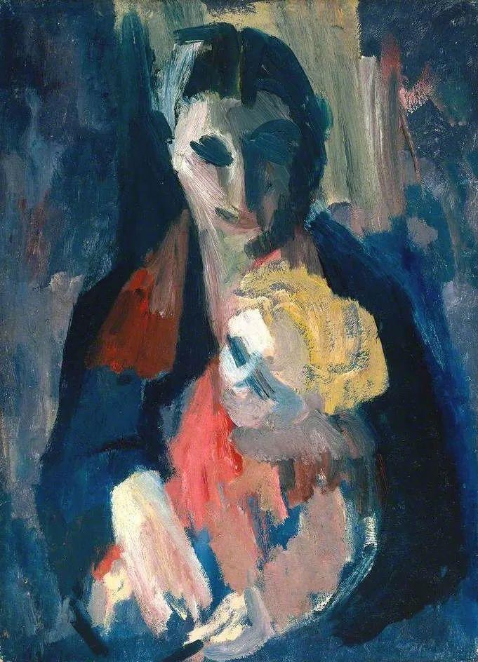 激进潮流中最大胆的英国艺术家,大卫·邦伯格作品选插图123