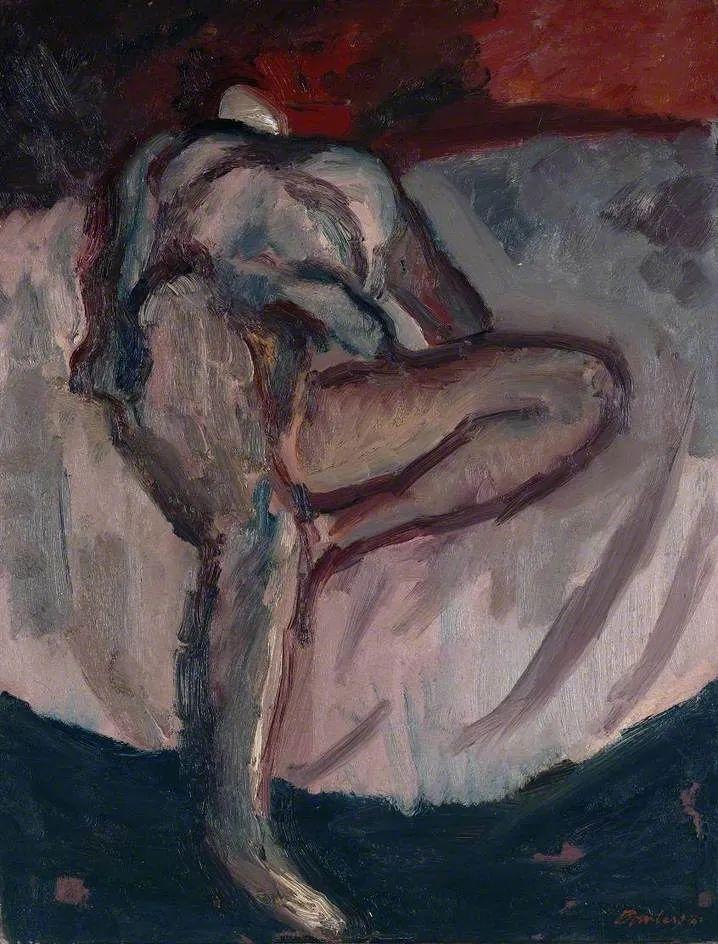 激进潮流中最大胆的英国艺术家,大卫·邦伯格作品选插图125