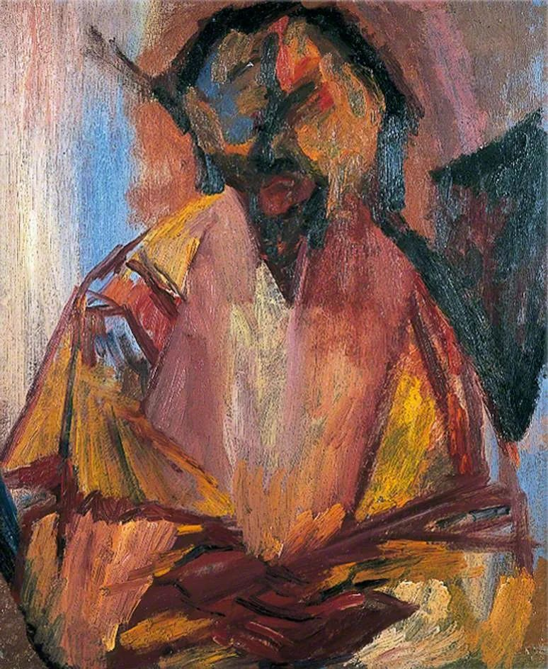 激进潮流中最大胆的英国艺术家,大卫·邦伯格作品选插图129