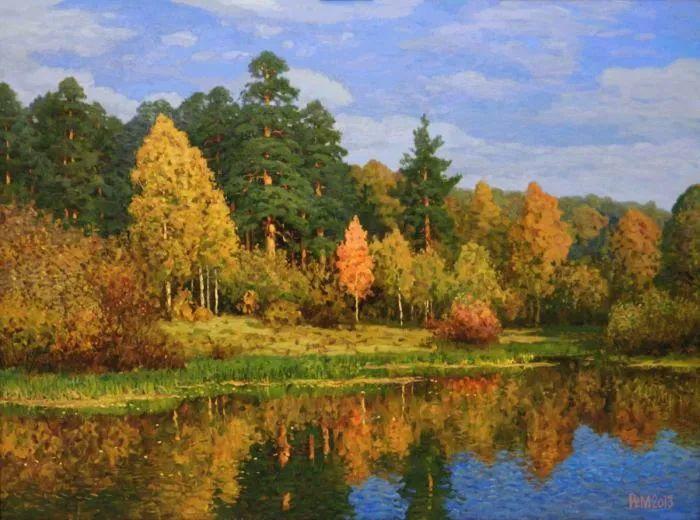 俄罗斯风景的隐藏之美,雷姆·塞弗鲁姆卢科夫作品选插图1