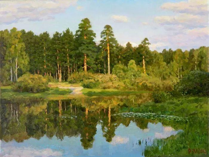 俄罗斯风景的隐藏之美,雷姆·塞弗鲁姆卢科夫作品选插图5