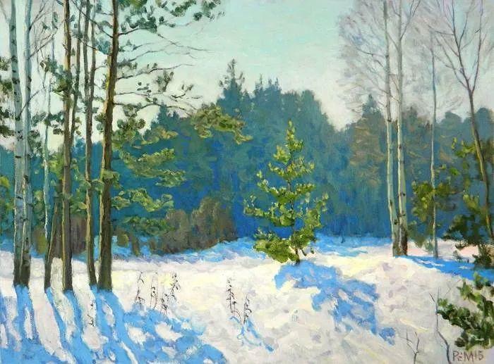 俄罗斯风景的隐藏之美,雷姆·塞弗鲁姆卢科夫作品选插图7
