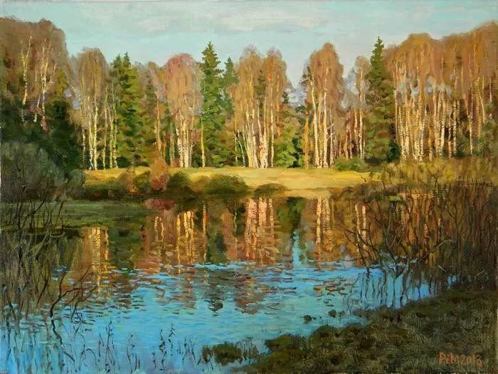 俄罗斯风景的隐藏之美,雷姆·塞弗鲁姆卢科夫作品选插图11
