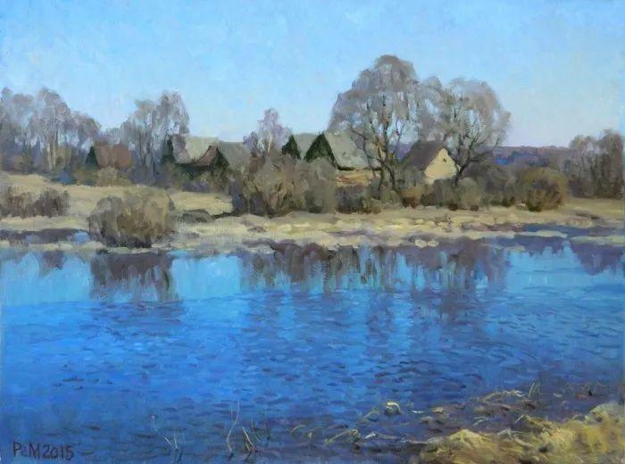 俄罗斯风景的隐藏之美,雷姆·塞弗鲁姆卢科夫作品选插图19