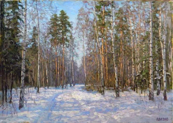 俄罗斯风景的隐藏之美,雷姆·塞弗鲁姆卢科夫作品选插图25