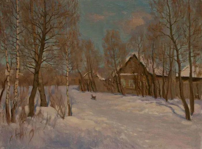 俄罗斯风景的隐藏之美,雷姆·塞弗鲁姆卢科夫作品选插图33