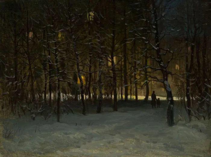 俄罗斯风景的隐藏之美,雷姆·塞弗鲁姆卢科夫作品选插图35