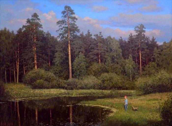 俄罗斯风景的隐藏之美,雷姆·塞弗鲁姆卢科夫作品选插图37