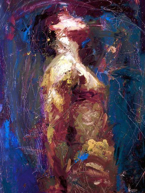 抽象表现主义,美国画家Henry Asencio作品选插图17