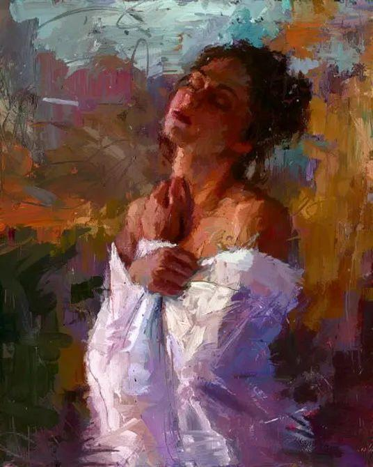 抽象表现主义,美国画家Henry Asencio作品选插图25