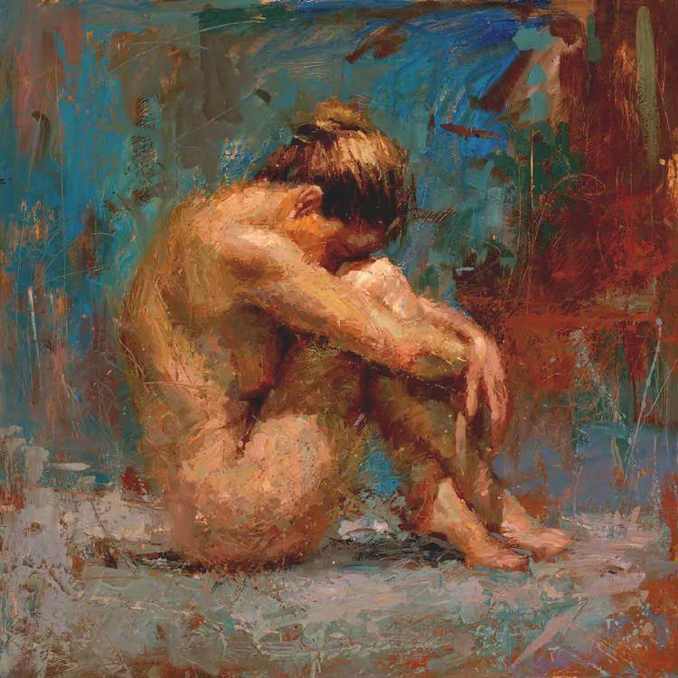 抽象表现主义,美国画家Henry Asencio作品选插图43