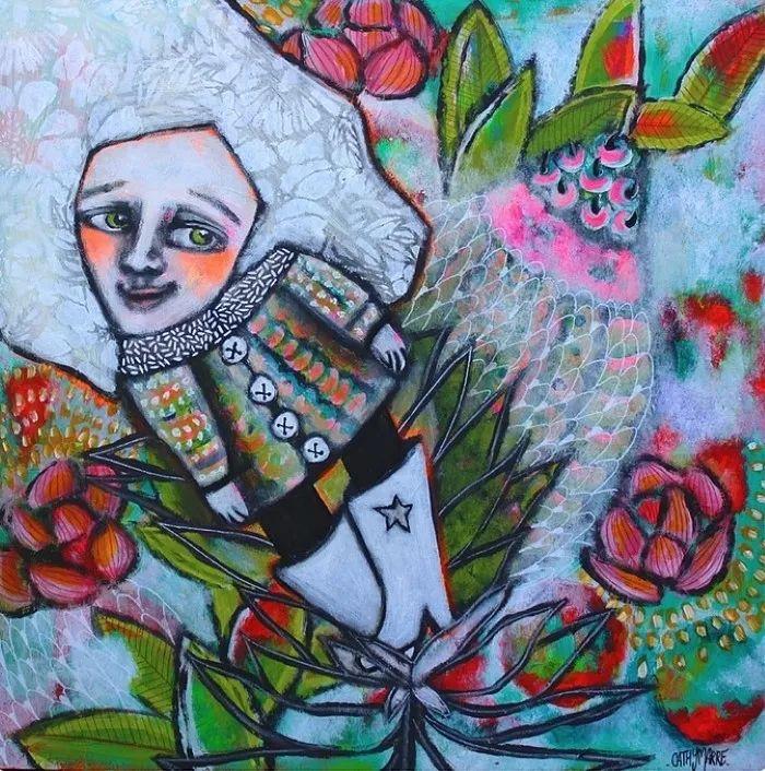 法国女艺术家Cathy Marre作品选插图9