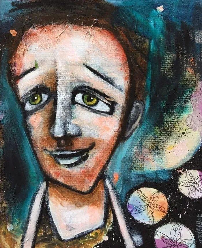 法国女艺术家Cathy Marre作品选插图13