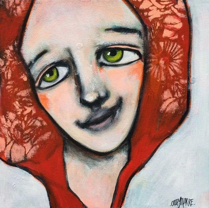 法国女艺术家Cathy Marre作品选插图19