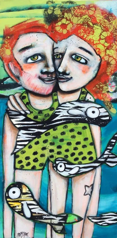 法国女艺术家Cathy Marre作品选插图21