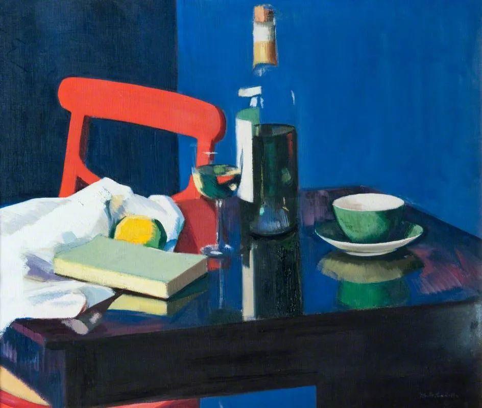 苏格兰四大色彩画家之一,英国画家弗朗西斯·卡德尔作品选插图39