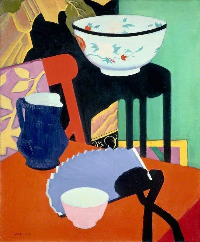 苏格兰四大色彩画家之一,英国画家弗朗西斯·卡德尔作品选插图53