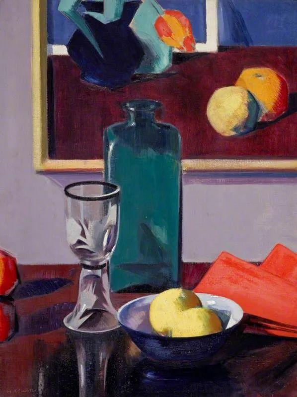 苏格兰四大色彩画家之一,英国画家弗朗西斯·卡德尔作品选插图55
