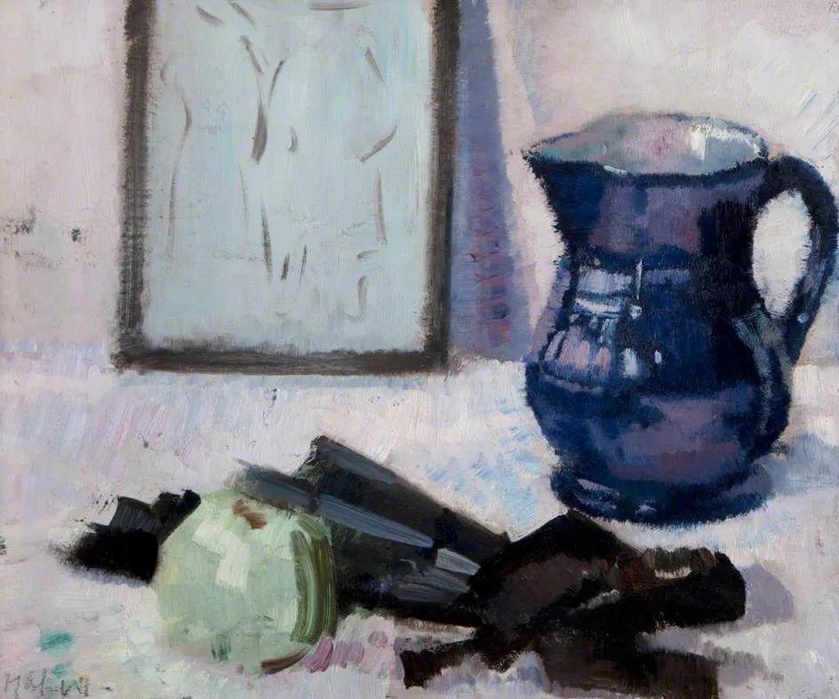 苏格兰四大色彩画家之一,英国画家弗朗西斯·卡德尔作品选插图65