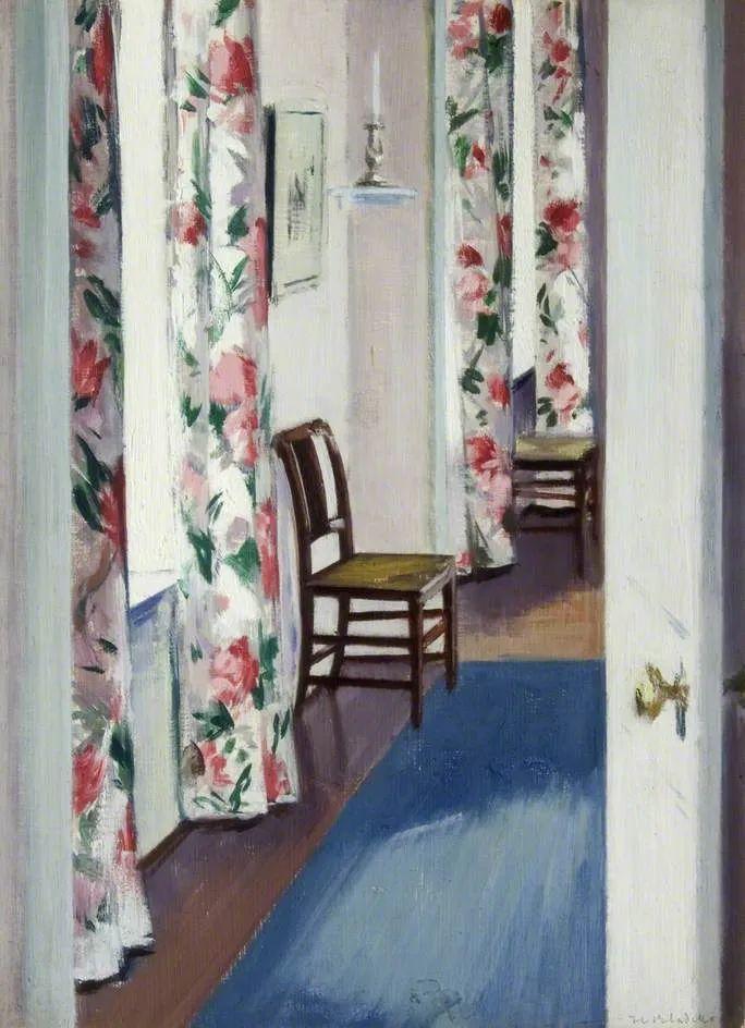 苏格兰四大色彩画家之一,英国画家弗朗西斯·卡德尔作品选插图77