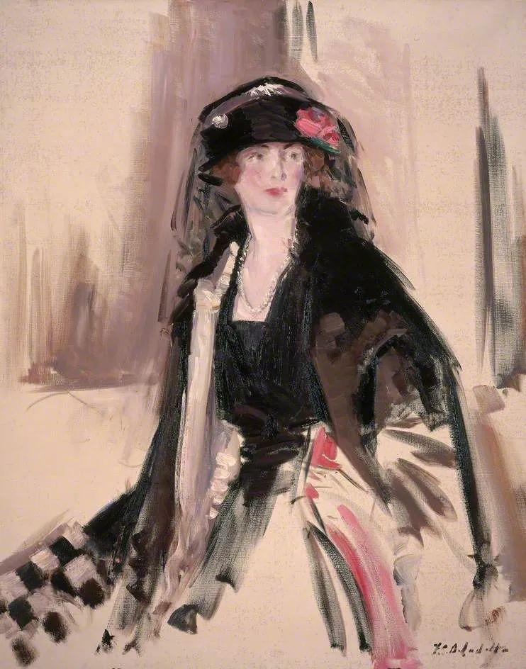 苏格兰四大色彩画家之一,英国画家弗朗西斯·卡德尔作品选插图97