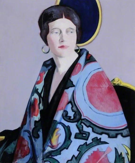 苏格兰四大色彩画家之一,英国画家弗朗西斯·卡德尔作品选插图105
