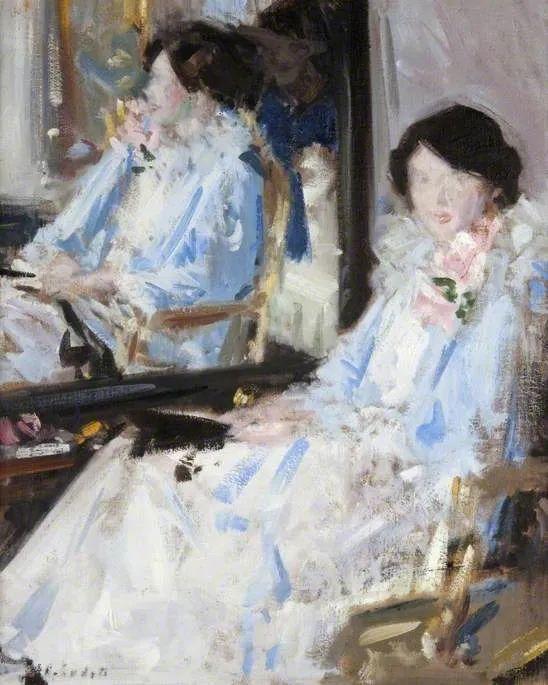 苏格兰四大色彩画家之一,英国画家弗朗西斯·卡德尔作品选插图113