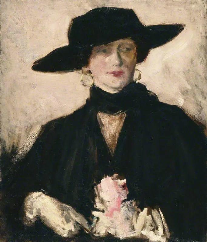 苏格兰四大色彩画家之一,英国画家弗朗西斯·卡德尔作品选插图115
