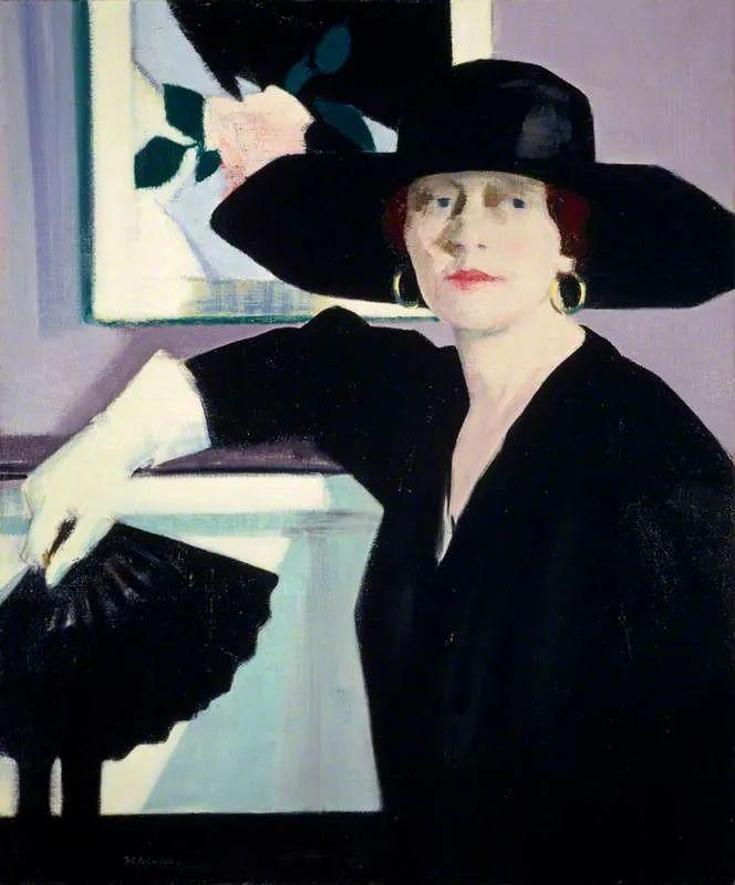 苏格兰四大色彩画家之一,英国画家弗朗西斯·卡德尔作品选插图121
