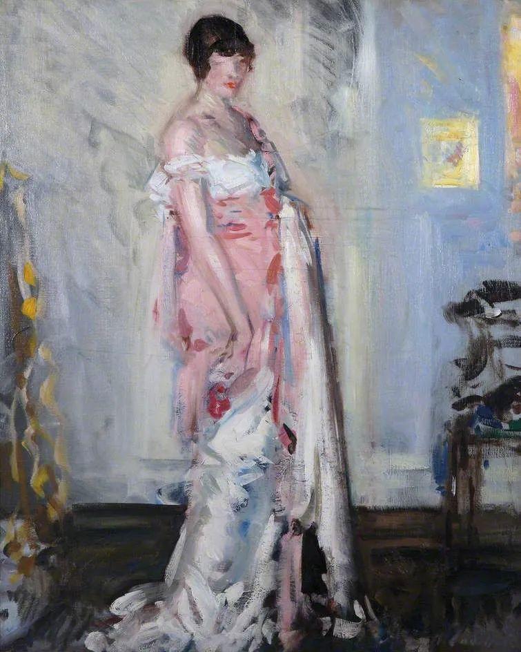 苏格兰四大色彩画家之一,英国画家弗朗西斯·卡德尔作品选插图123